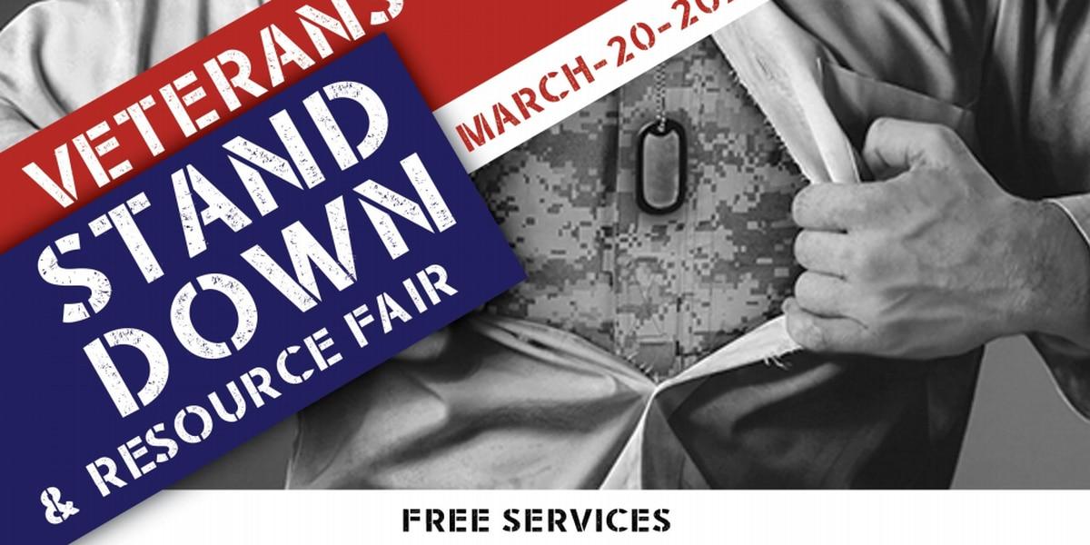 Resource Fair for veterans happening this weekend