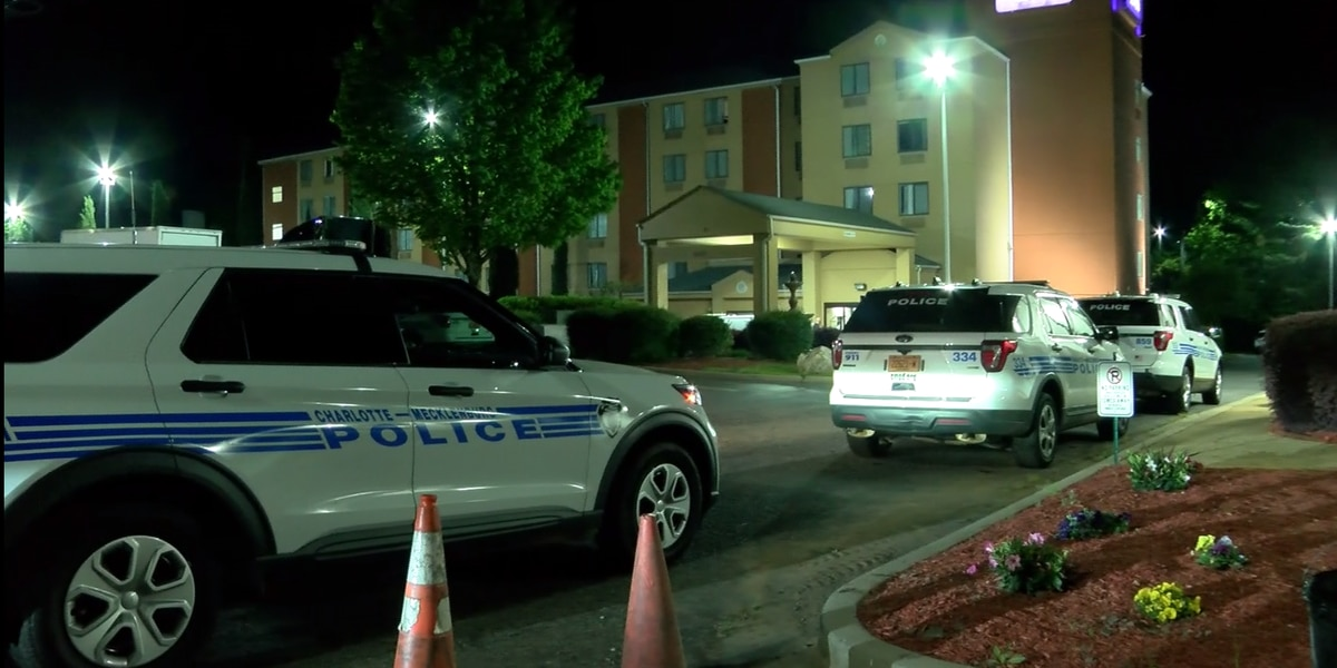 Two arrested after two transgender sex workers found killed in Charlotte hotels