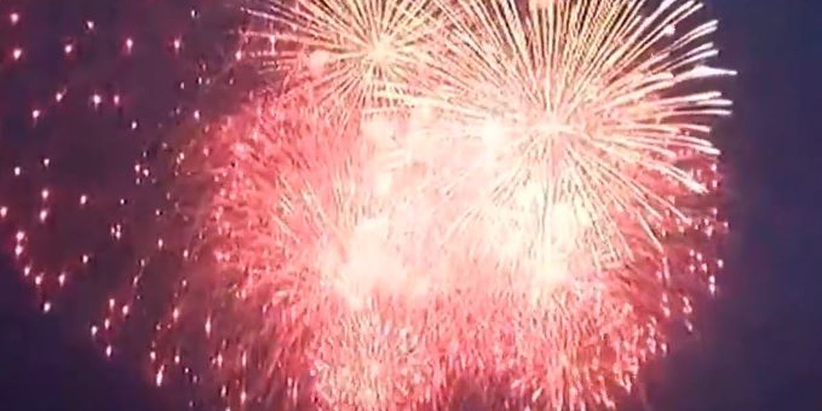 Fireworks are legal across the border in SC. Should NC lift its ban?