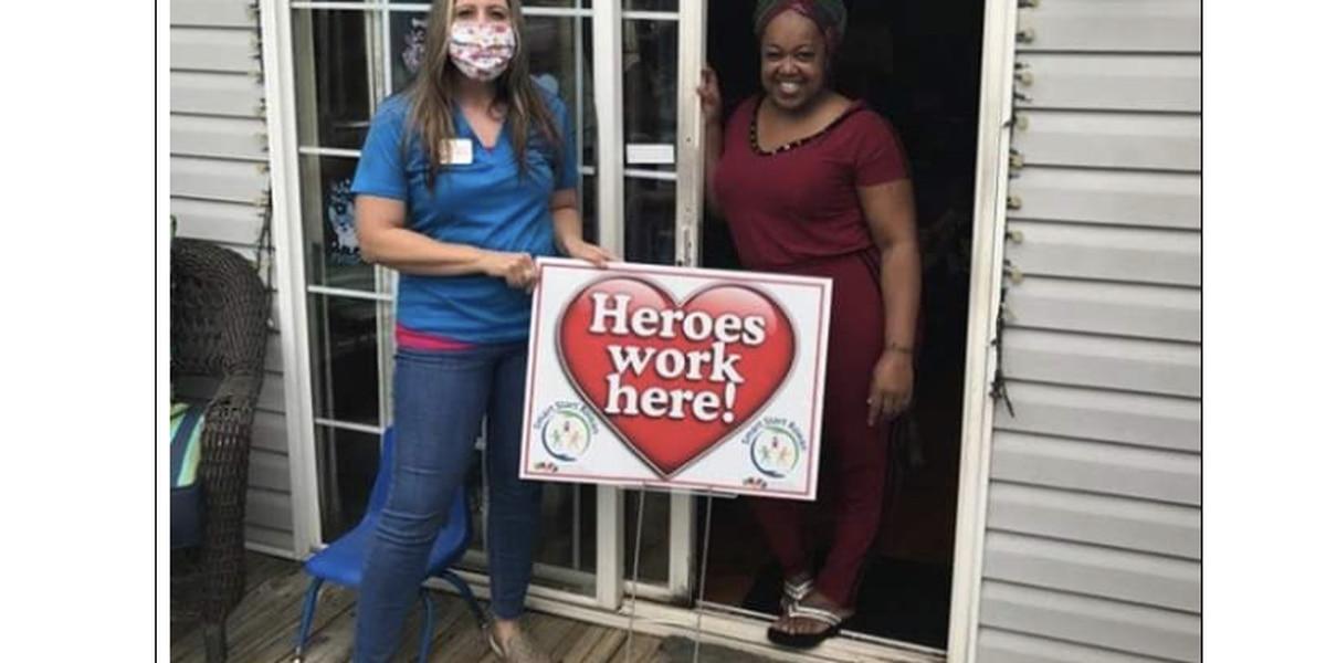 Smart Start Rowan celebrated Teacher Appreciation Day on Friday