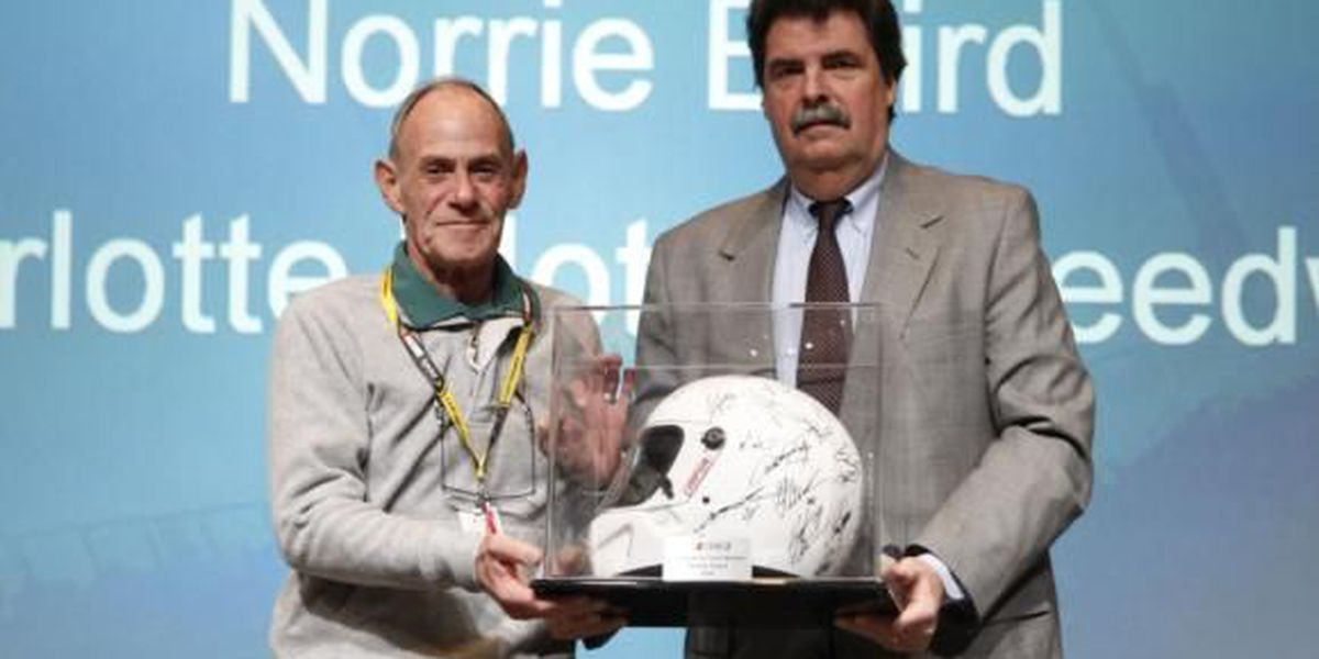 Charlotte Motor Speedway mourns loss of Norrie Baird