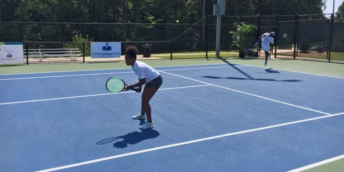Amateur Charlotte Tennis Tournament promotes sport and court play