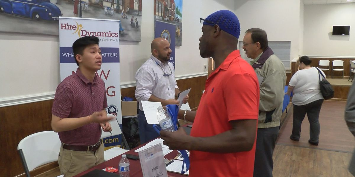 Former inmates use government-sponsored job fair for a shot at a real second chance
