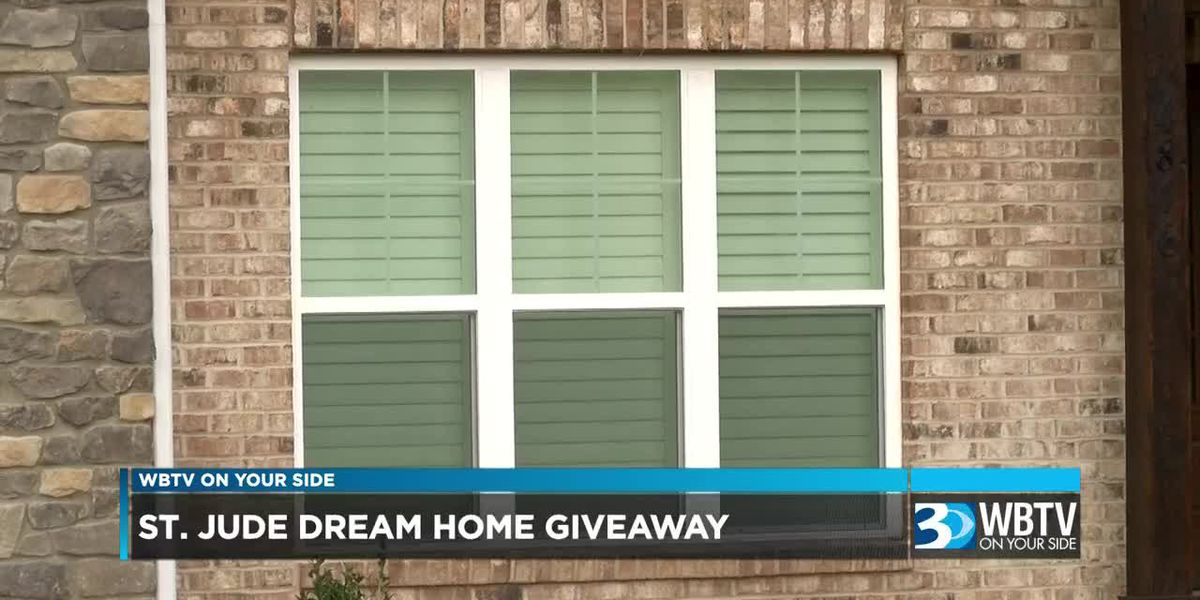 St. Jude Dream Home Giveaway, Part. 3