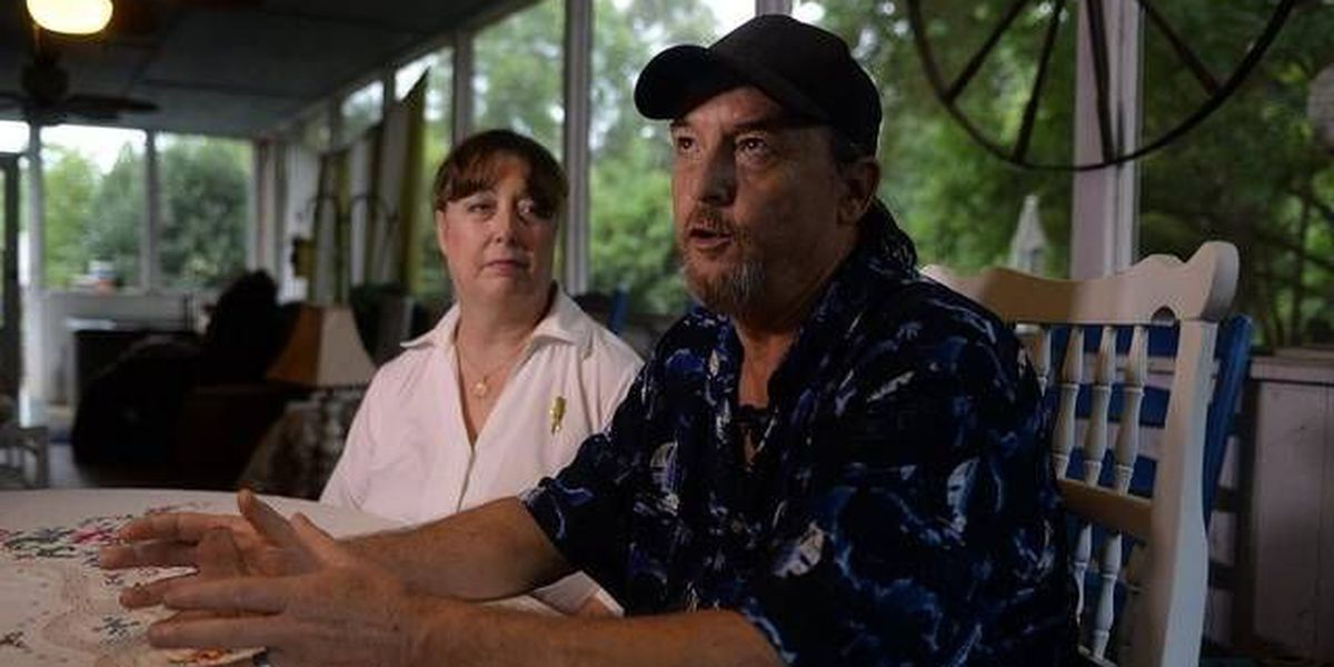 Couple says Google Fiber damaged their well. Now he's worried he will need new liver.