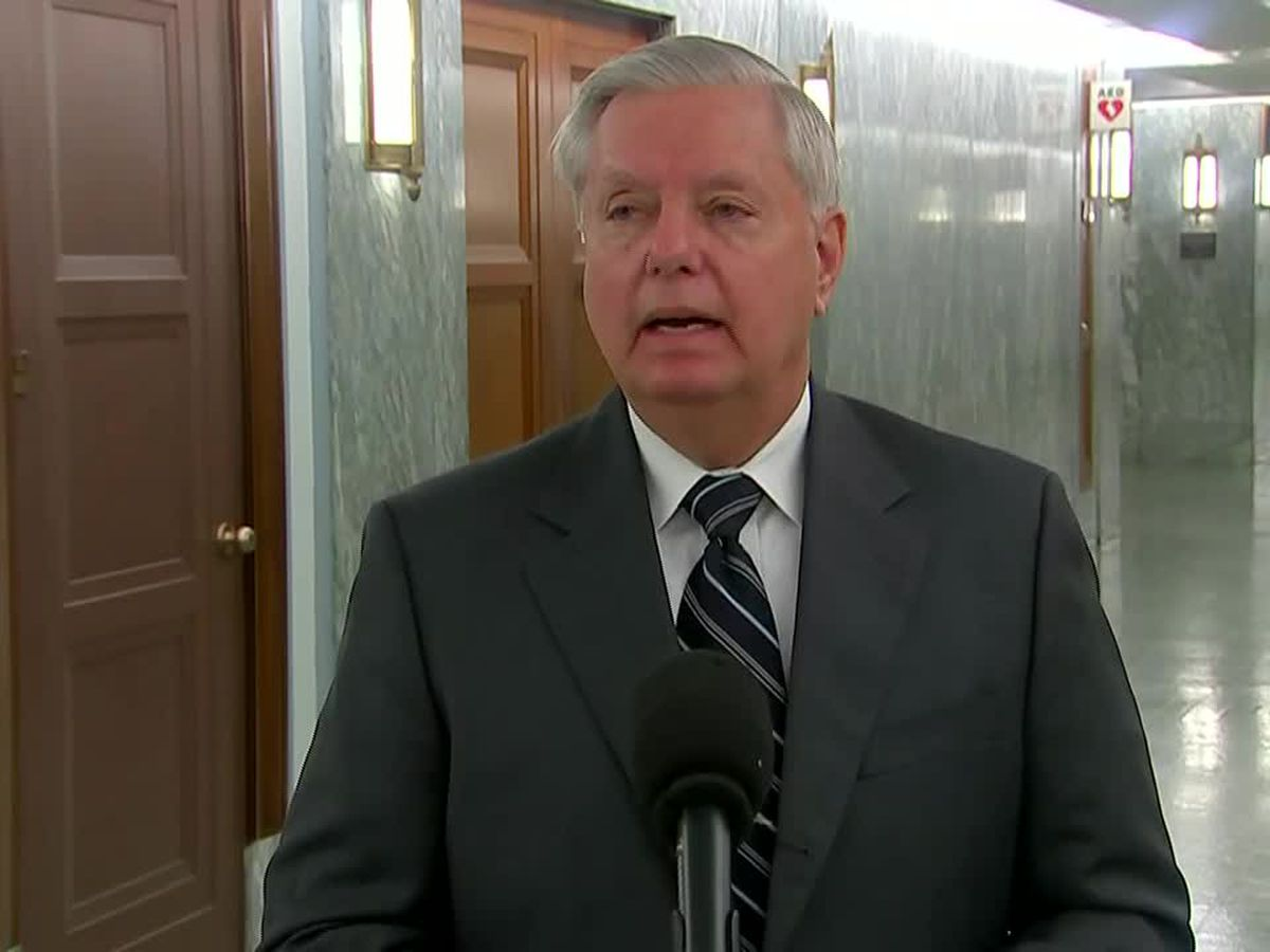 Graham facing ethics complaint over Georgia ballots question