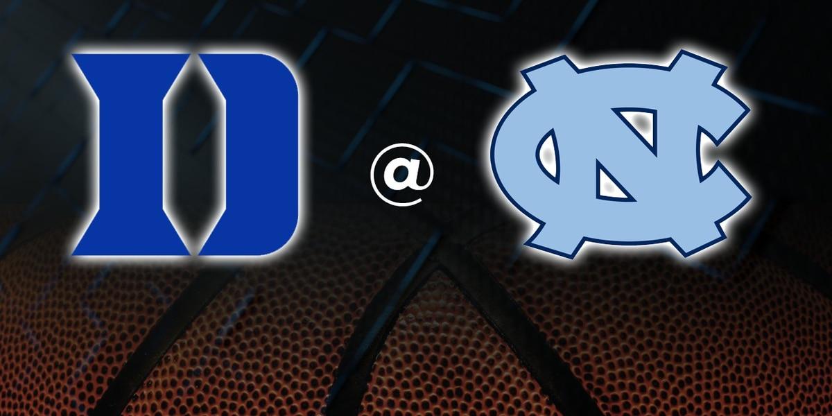 Jones, Moore help No. 7 Duke top rival UNC 98-96 in OT