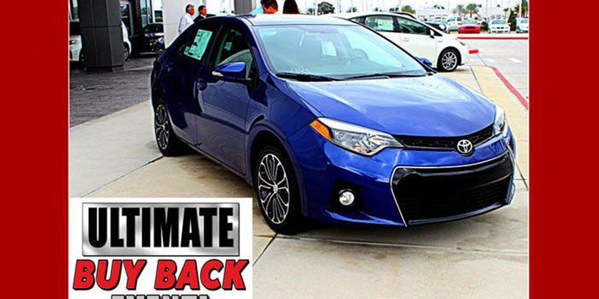 Get the ultimate savings on new Toyota cars!