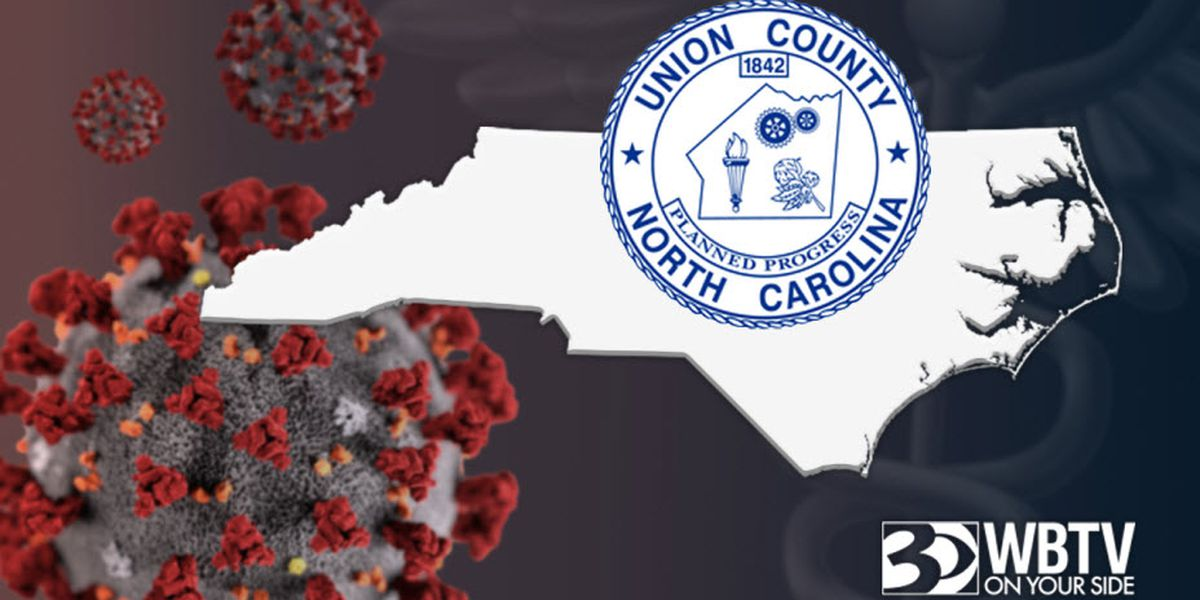 Union County government officials report 13 coronavirus cases, confirm community spread