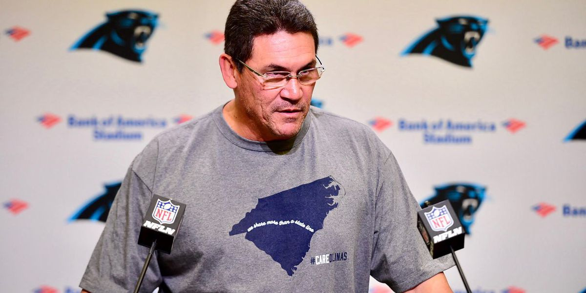 Rivera, Panthers work with local partners to support #CAREolinas