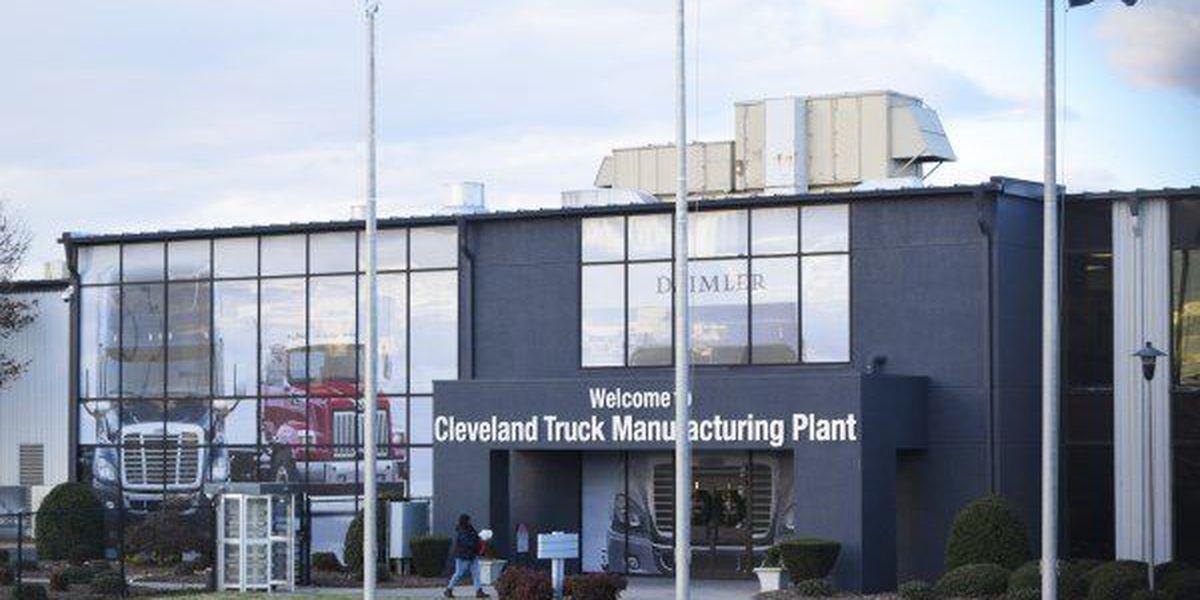 Daimler Trucks North America: $27 million investment to bring jobs to Rowan logistics center