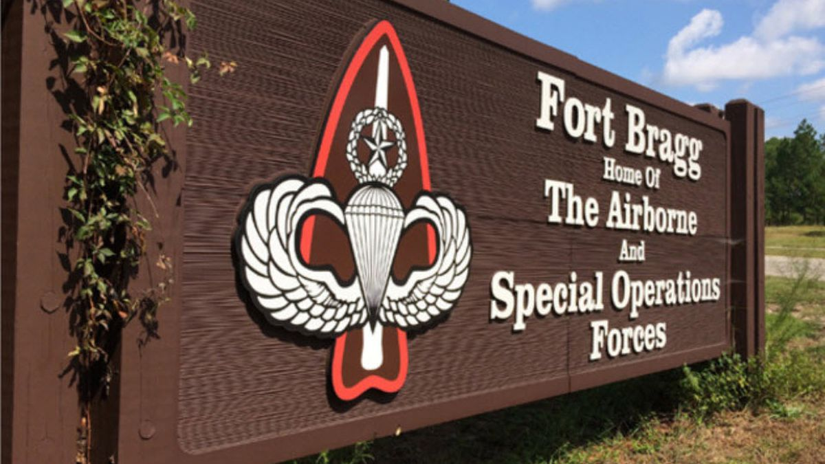 Fort Bragg soldier killed in Afghanistan, Department of Defense says