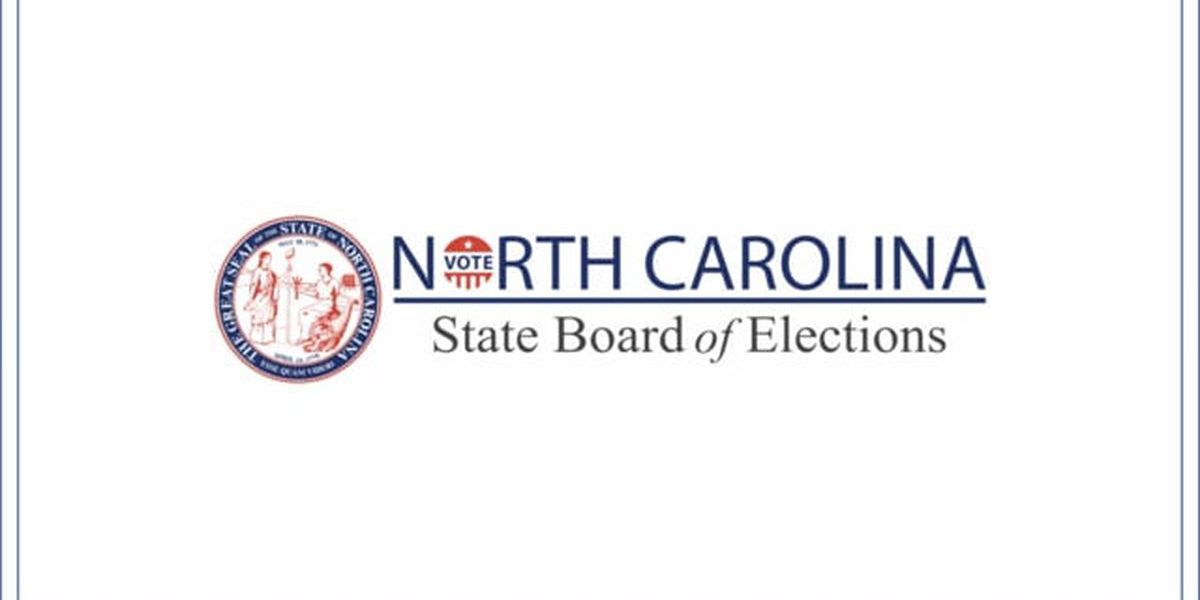 Both Republican members of N.C. State Board of Elections announce resignation
