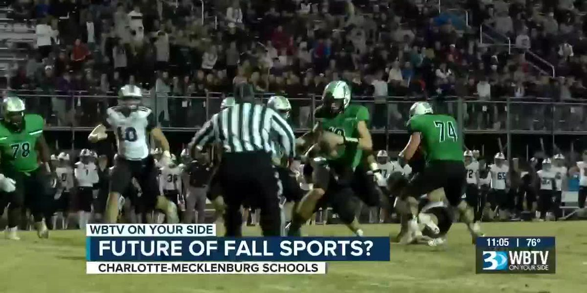 CMS Superintendent still with gives no answer for fall sports after Tuesday's school board meeting