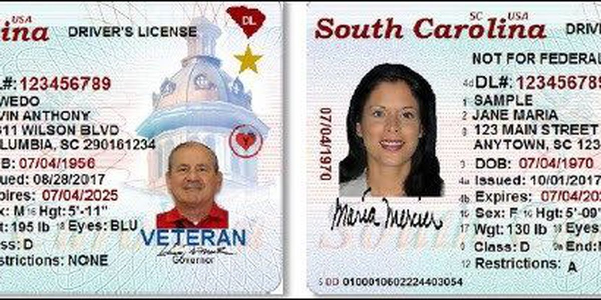 Soon Officials For Scdmv Real To Citizens Apply Urge Id