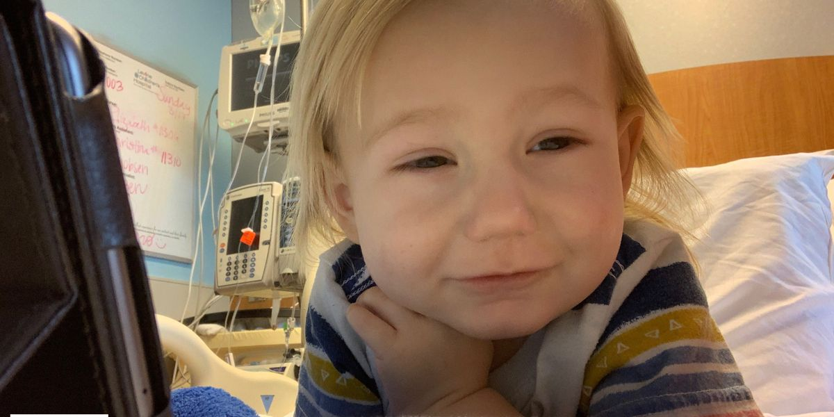 Molly's Kids: Enzo Price, his rare cancer and a family looking for some love