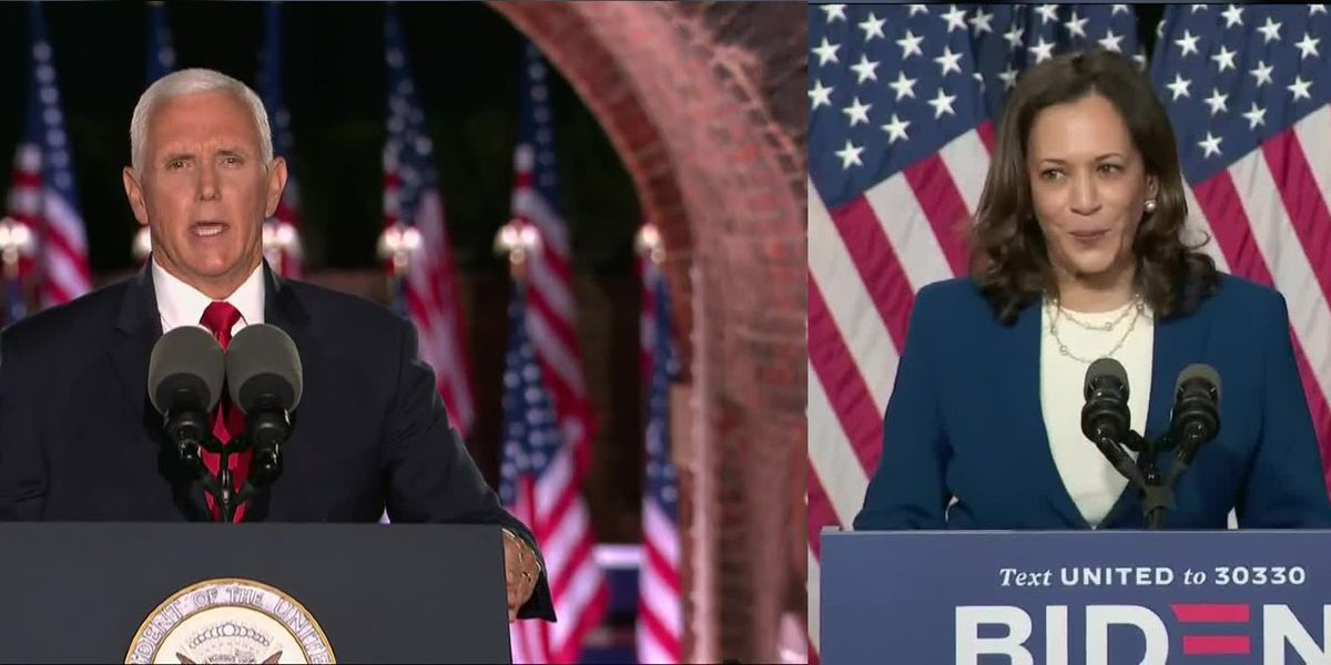 Candidates to be separated by plexiglass shield at VP debate
