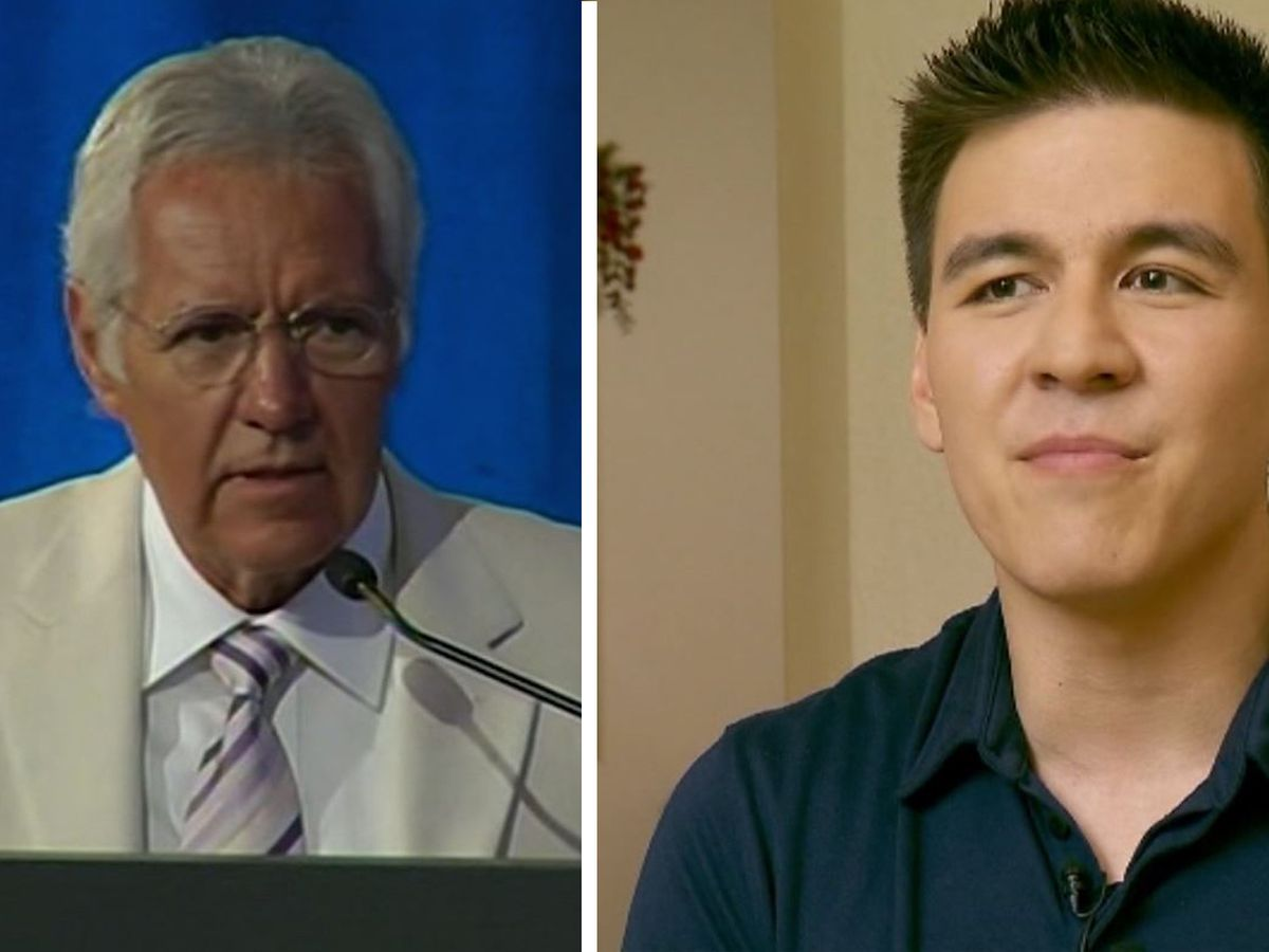 'Jeopardy!' champ donates to pancreatic cancer charity in Alex Trebek's name