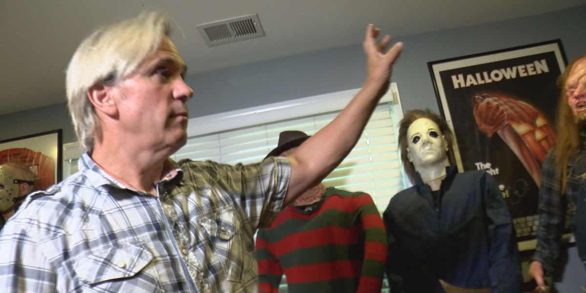 WWE referee says $50K worth of horror movie memorabilia stolen from Charlotte storage unit