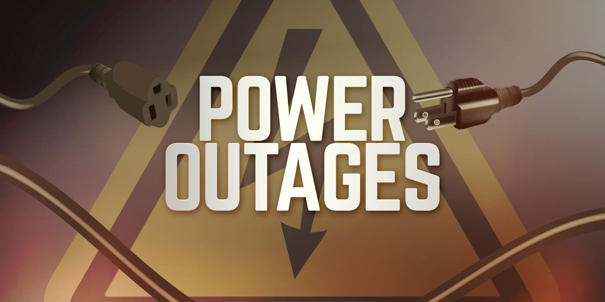 Over 43,000 without power as Dorian lashes Cape Fear