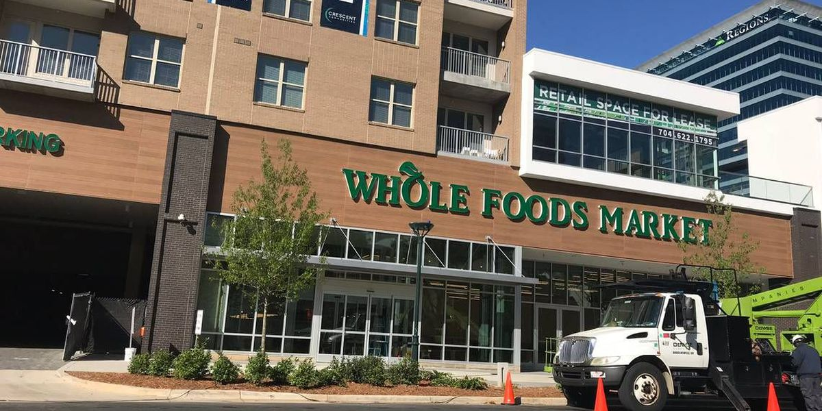 Amazon expands Whole Foods discounts to Prime members in North Carolina