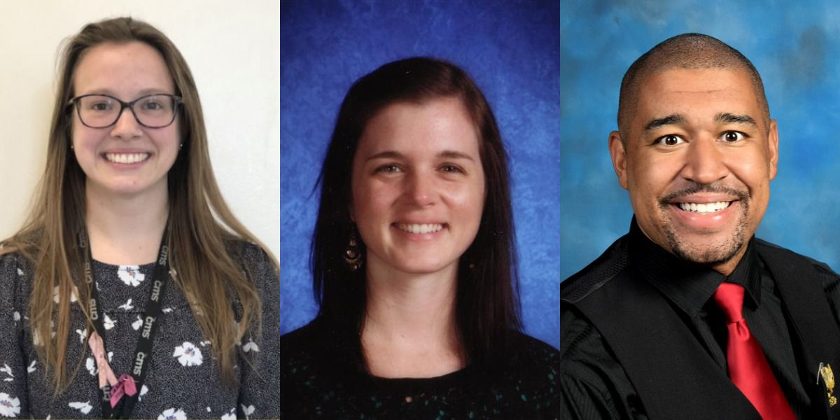 3 local teachers among finalists for 2021 N.C. Teacher of the Year
