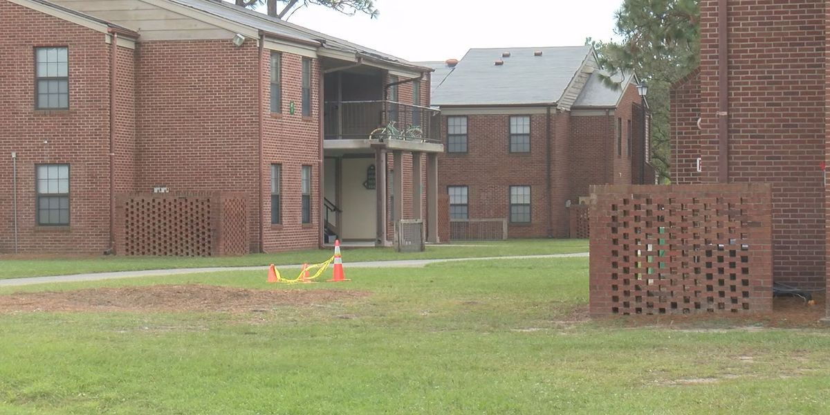 'We lost our home': University Apartments closed indefinitely, UNCW officials announce