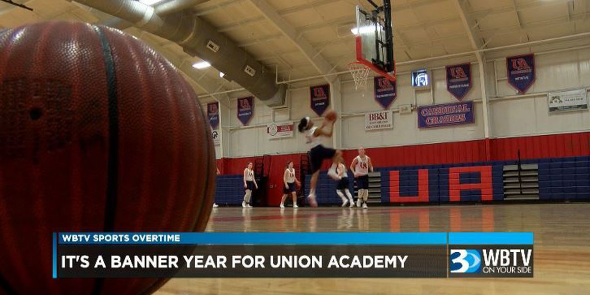 It has been a banner season for girls basketball at Union Academy