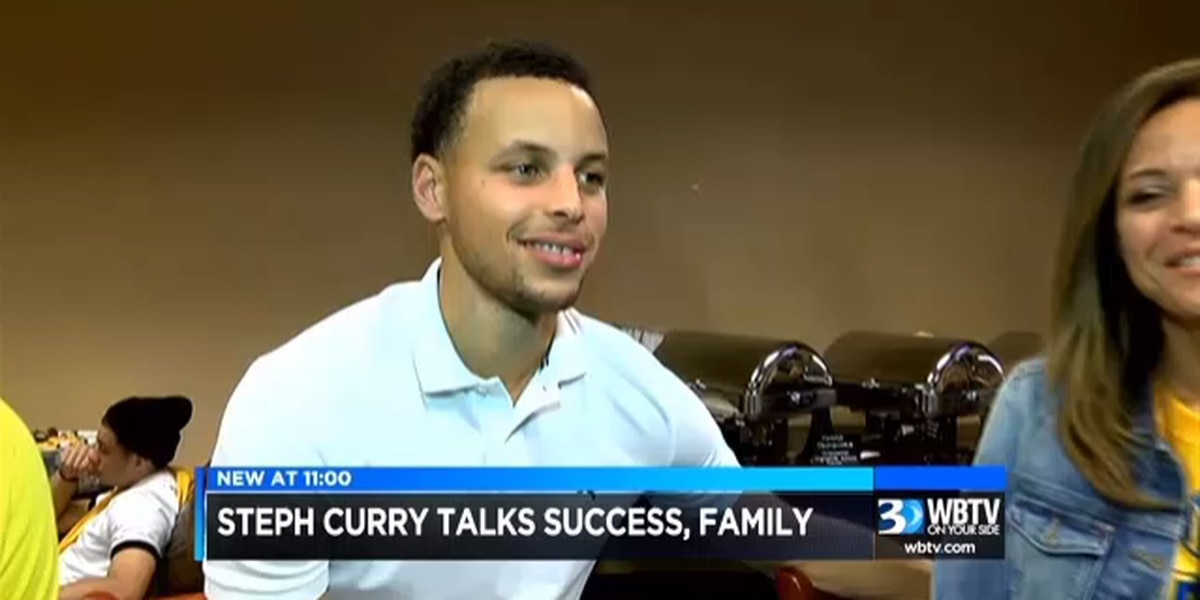 Stephen Curry helps comfort family grieving daughter's sudden loss with simple act