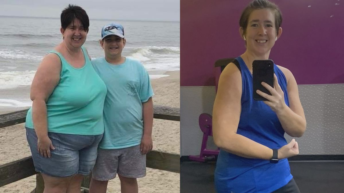 Two women find success after New Year's resolutions, encourage others to keep moving