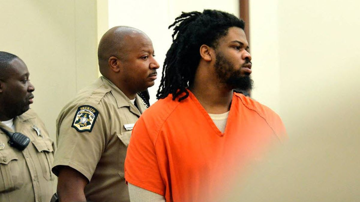 Prosecutors: Rayquan Borum's statements show intent to kill police