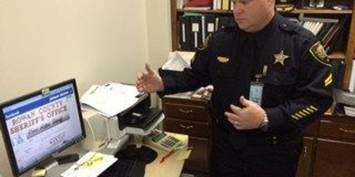 """Sheriff taking to social media to find alleged """"deadbeat dads,"""" and moms"""