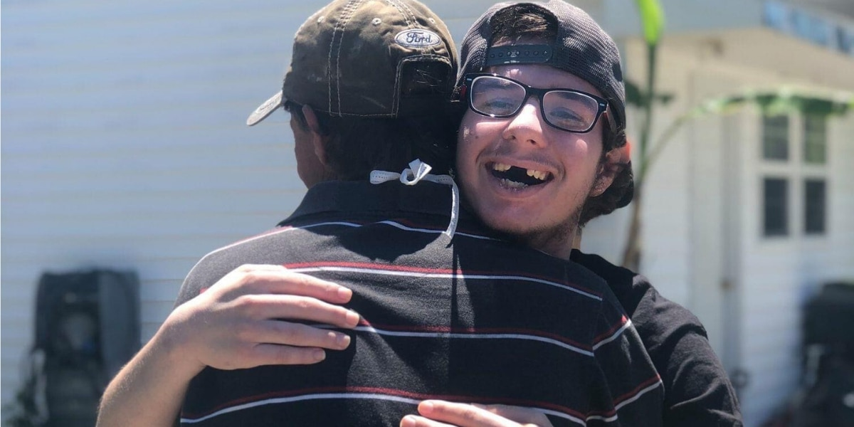 'It just feels amazing': PALM Charter student released from hospital after DUI-related crash