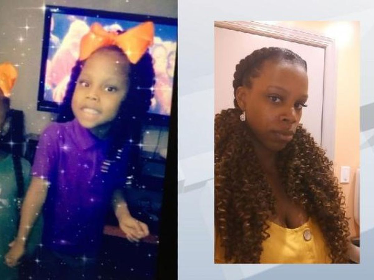 2 missing girls, mom found dead after Amber Alert