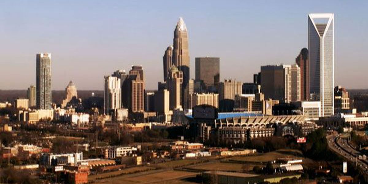 Several companies urge uptown Charlotte employees to stay home