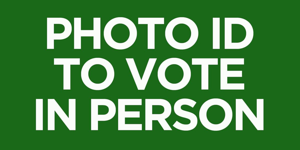 WBTV Speak Out Editorial: Photo ID to Vote in Person