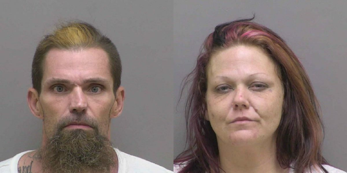 2 arrested after woman assaults deputy serving warrants at Lincoln County home