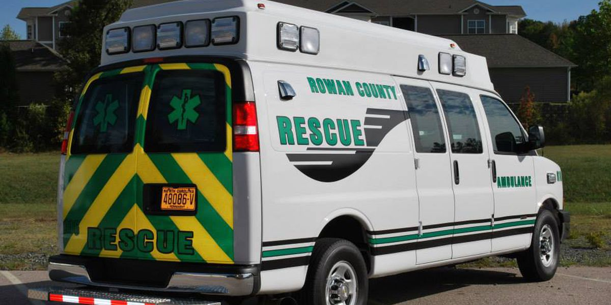 Rescue workers work quickly to find missing elderly man