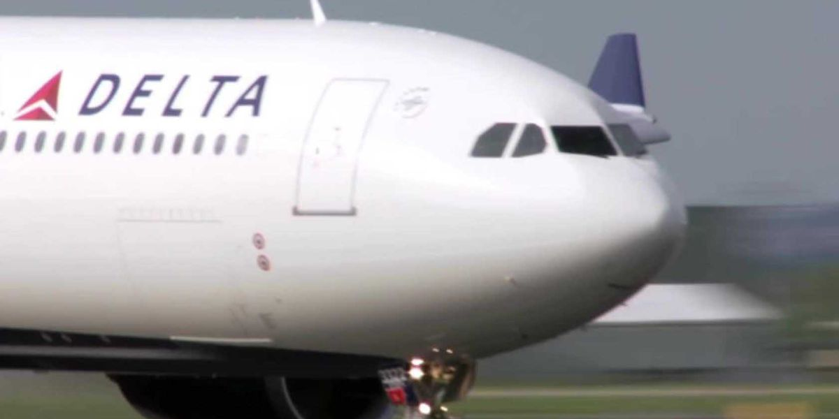Service resumed after Delta experienced network outage