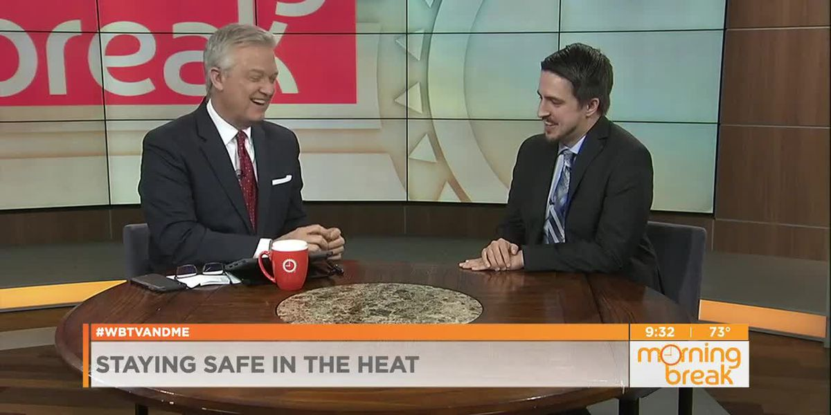 Heat Safety for Summer