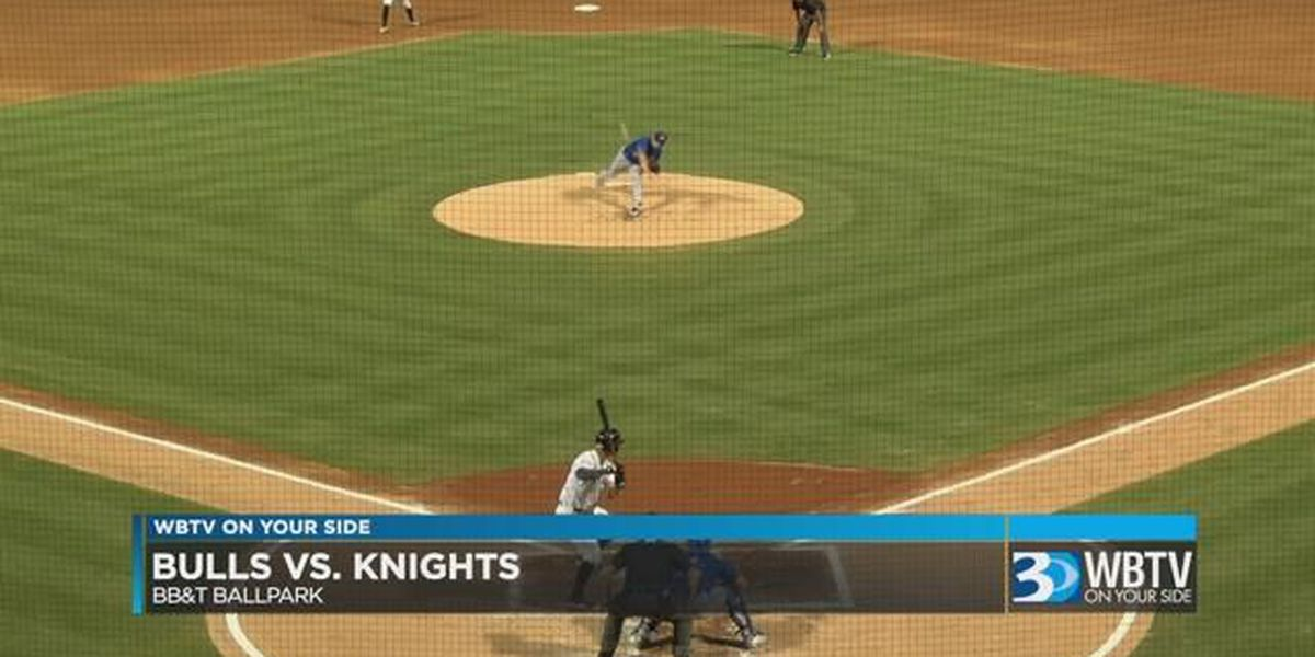 Knights win home finale 5-3 Thursday