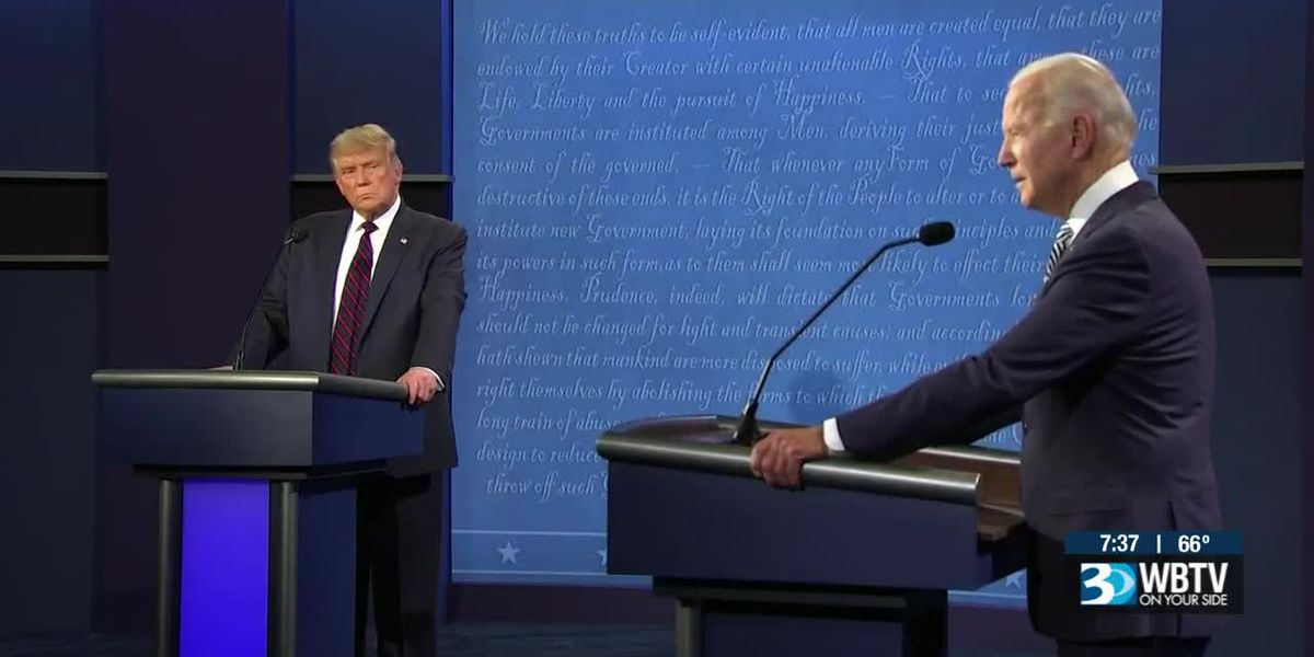 Recapping the first presidential debate