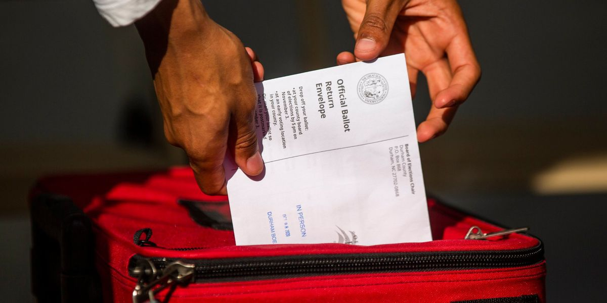 Court rulings clarify NC mail voting rules. How to make sure your ballot counts.