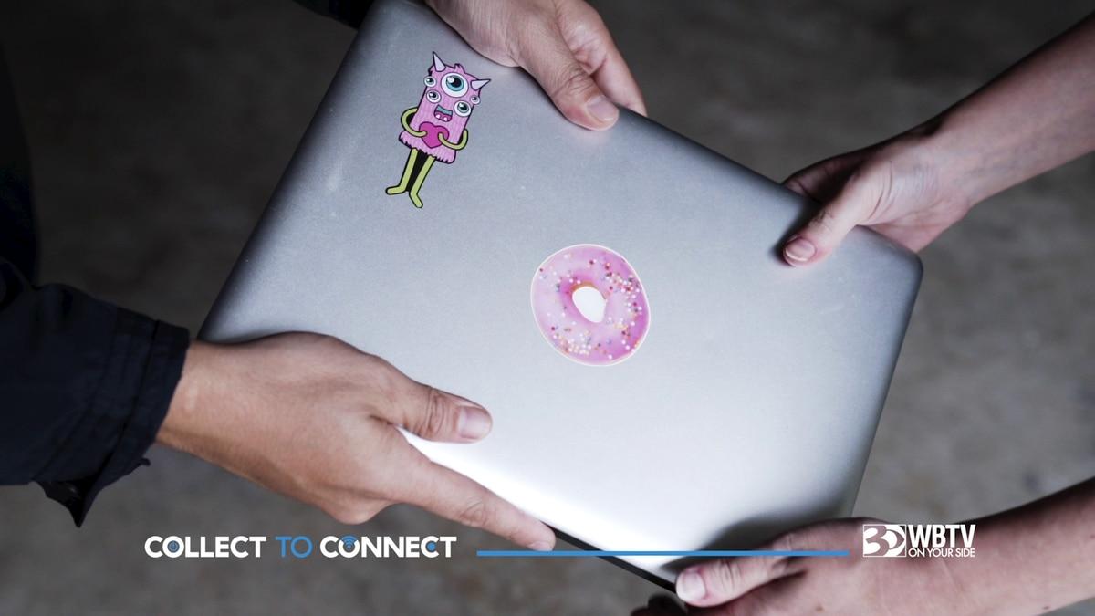 "WBTV announces second ""Collect to Connect"" event to help families bridge digital divide"
