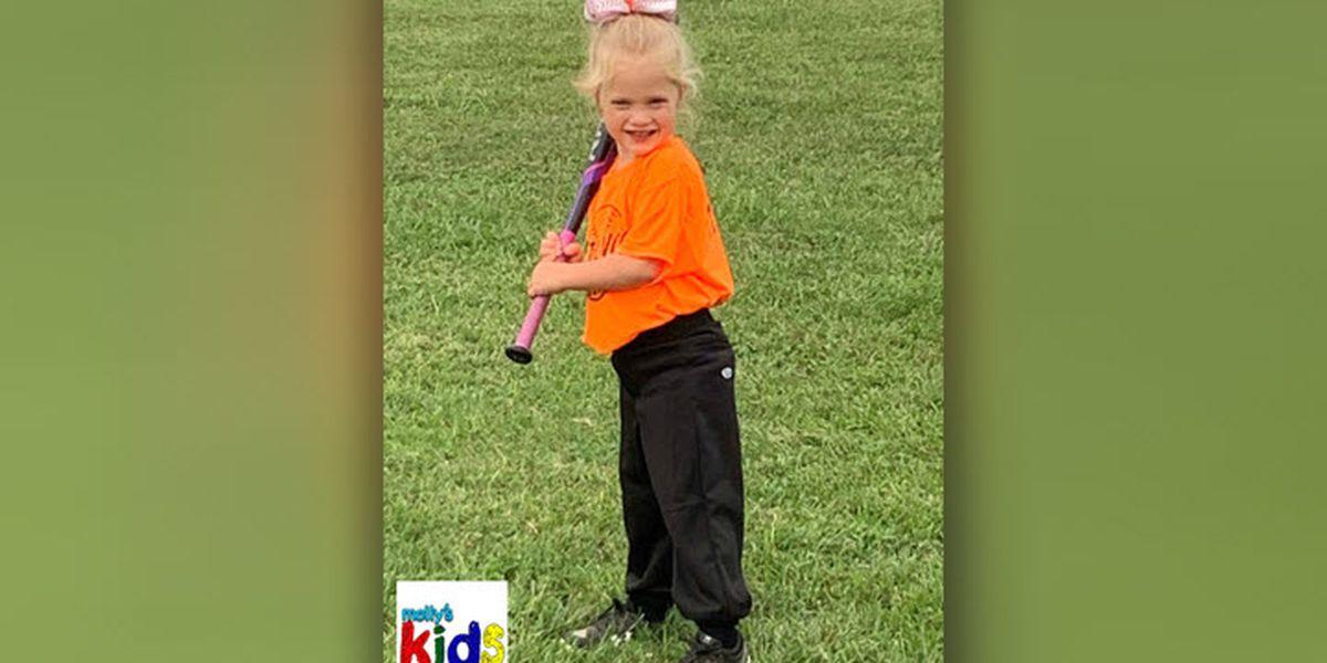 Hadley Davis: Molly's Kids update