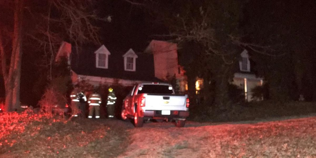 Homeowner burned thawing out frozen pipes under home in Gaston Co.