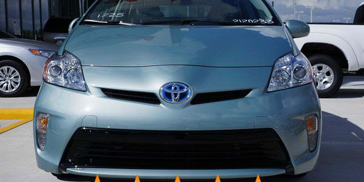 Check out the car safety ratings on our 2015 Toyota!