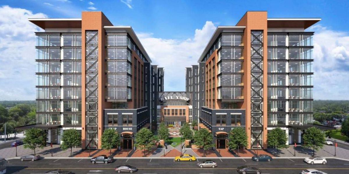 Online mortgage company plans to hire 1,000 people for new Charlotte office