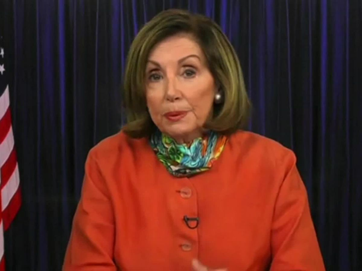 Pelosi floats new proposal for bipartisan Jan. 6 commission