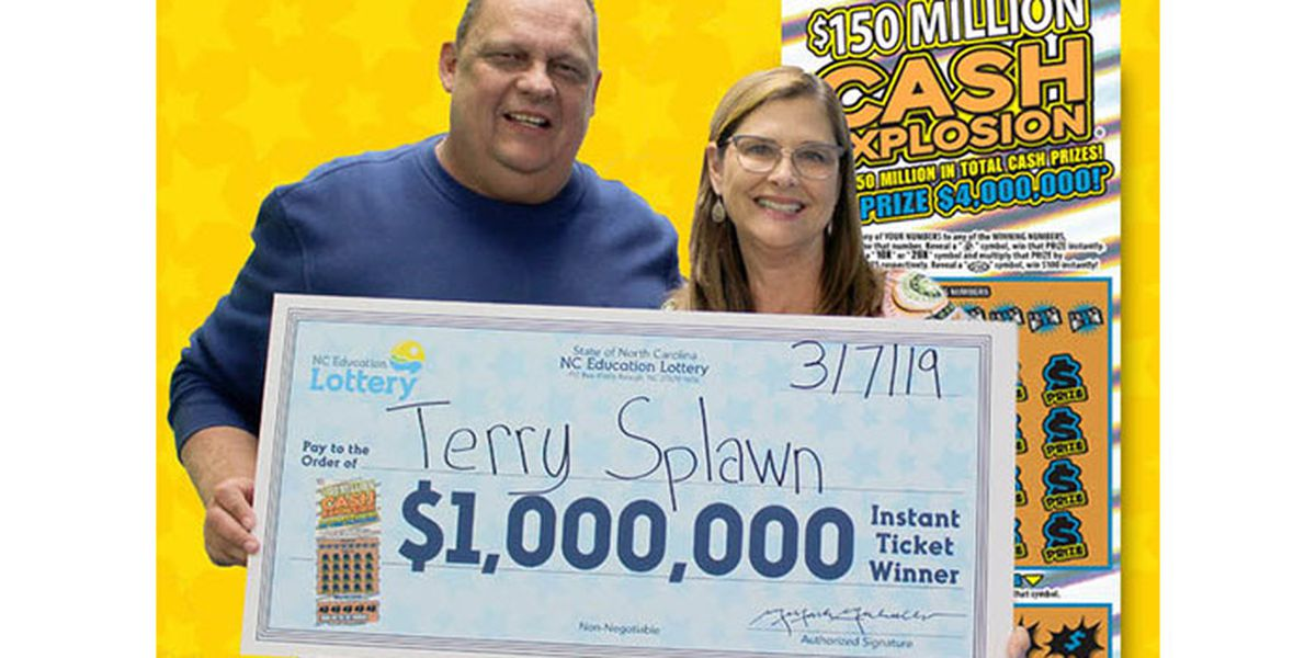 Concord man buys second winning $1 million lottery ticket at same spot